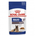 Royal Canin Паучи для пожилых собак крупных пород 8+ в соусе (Maxi Ageing) (140 г)
